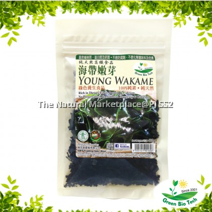 GBT Young Wakame 30g