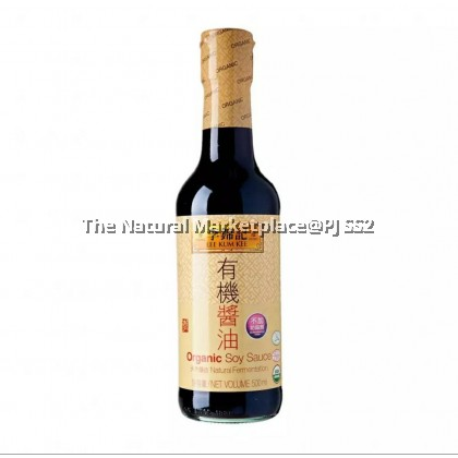 Lee Kum Kee Organic Soy Sauce 500ml