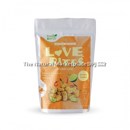LE Love the Bites Curry Lime 40g
