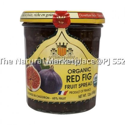 Les Comtes De Provence Organic Fig Jam 340g
