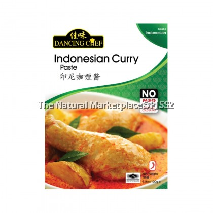 Dancing Chef Indonesian Curry Paste 100g