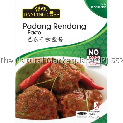 Dancing Chef Padang Rendang Paste 100g