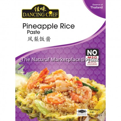 Dancing Chef Pineapple Rice Paste 100g