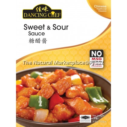 Dancing Chef Sweet and Sour Sauce 100g